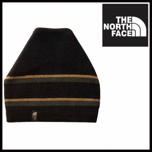The North Face Checks in the Mail Striped Beanie